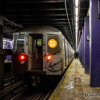 R68A D Train at 2nd Avenue