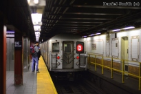 R62 3 Train Leaves 96th Street (Local)